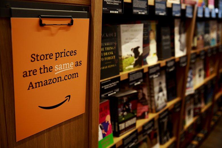 亚马逊实体书店-Amazon Books-SocialBeta